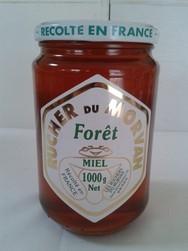 Les Ruchers du Morvan - Miel de Forêt  - Miels - Les Ruchers du Morvan - Voir en grand