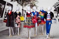 """TENUE pour Poupée mannequin """"Dress your doll"""" - POUR  LES ENFANTS - AU DE A COUDRE - Voir en grand"""