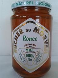 Les Ruchers du Morvan - Miel de Ronce - Miels - Les Ruchers du Morvan - Voir en grand