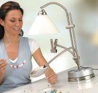 Lampes et loupes DAYLIGHT - LAMPES ET LOUPES DAYLIGHT - AU DE A COUDRE - Voir en grand