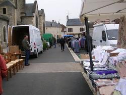Marché de Saint Pierre le Moutier 2