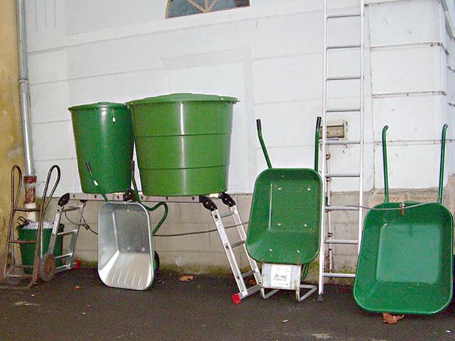 Materiel de jardinage for Materiel jardinage occasion