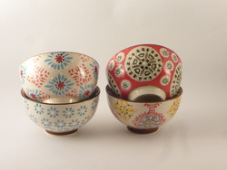 set petits bols bohemian
