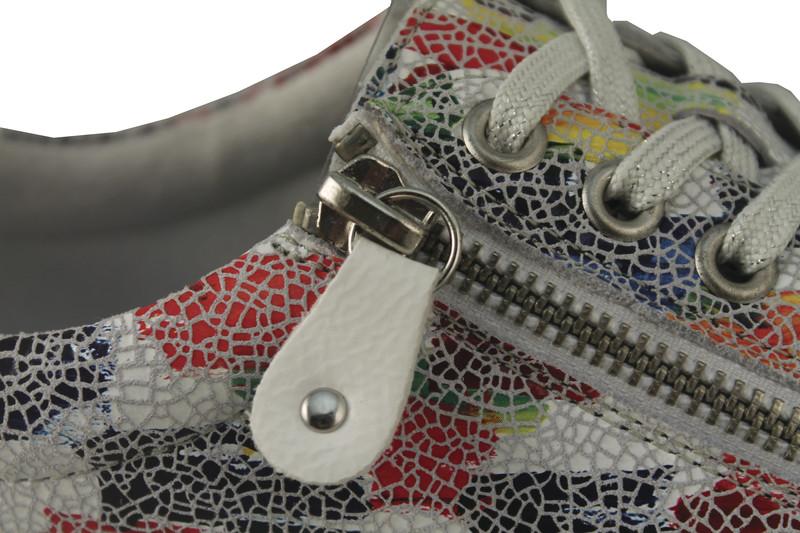 chaussure pour semelle orthopedique femme détente AQD5800-9 - Voir en grand