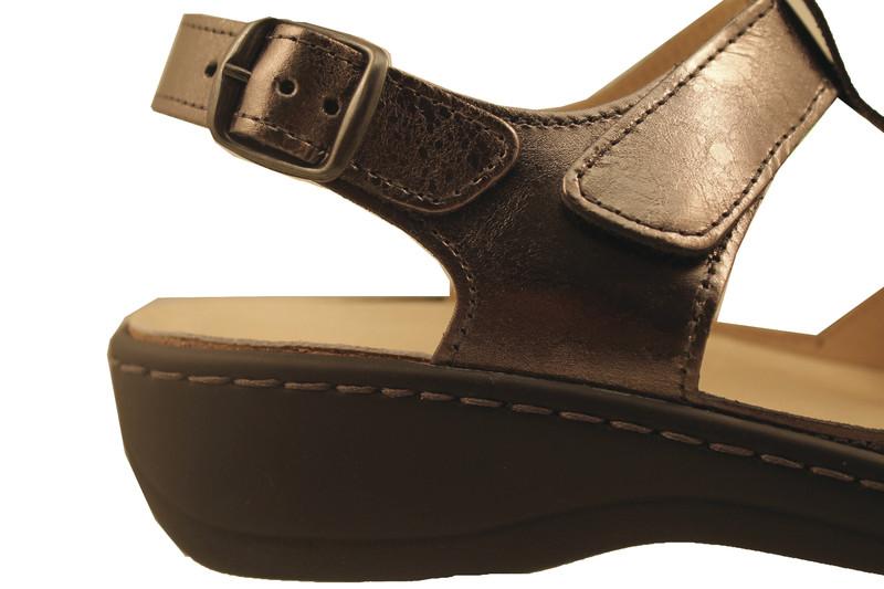 chaussure et semelle orthopédique femme NU PIED AQ1008914-2 - Voir en grand