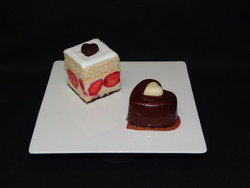 """Pâtisserie """"Petits gâteaux""""  - Pâtisserie - Chocola thé - Voir en grand"""