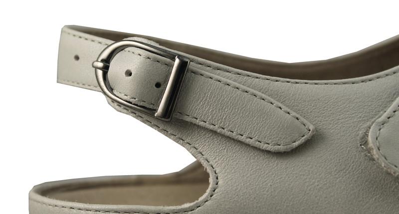 chaussure pour semelle orthopedique femme lacet AQ29001-4 - Voir en grand