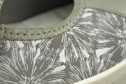 Chaussure pour semelle orthopédique femme ballerine AQR3510-6