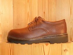 Chaussures d'hiver homme ARCUS en cuir peau d'élan marron - Voir en grand