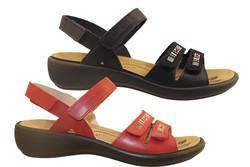 chaussure pour semelle orthopédique femme nu-pied AOIBIZA86 - Voir en grand