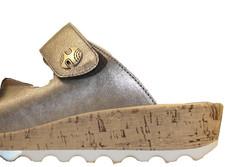 chaussure pour semelle orthopédique femme mule AOGINAHOME14-5 - Voir en grand