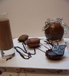 Le chocolat gourmand - Voir en grand
