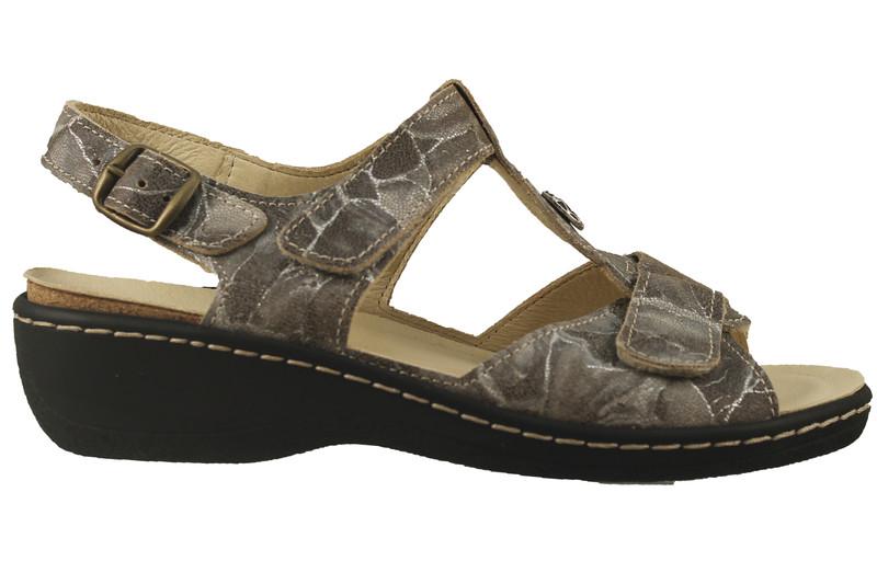 chaussure et semelle orthopédique femme NU PIED AQ1008914-1 - Voir en grand