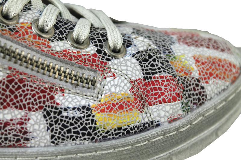 chaussure pour semelle orthopedique femme détente AQD5800-2 - Voir en grand