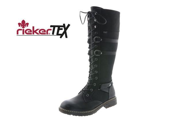 Rieker (94732 00) black au meilleur prix sur