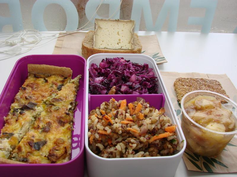 Lunch box - Voir en grand