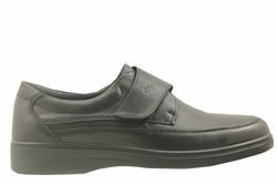 chaussure pour semelle orthopédique homme velcro APA903 - Chaussure Orthopédique VELCRO & LACET - PODOLINE - Voir en grand