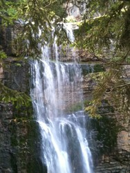 les cascades - Voir en grand