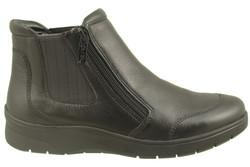 chaussure pour semelle orthopedique femme boot AP41026 - Chaussure Orthopédique BOTTINE,BOTTE & BOOT - PODOLINE - Voir en grand