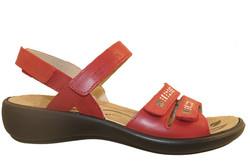 chaussure pour semelle orthopédique femme nu-pied AOIBIZA86-1 - Voir en grand