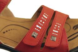 chaussure pour semelle orthopédique femme nu-pied AOIBIZA86-6 - Voir en grand
