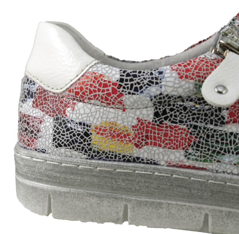 chaussure pour semelle orthopedique femme détente AQD5800-4 - Voir en grand
