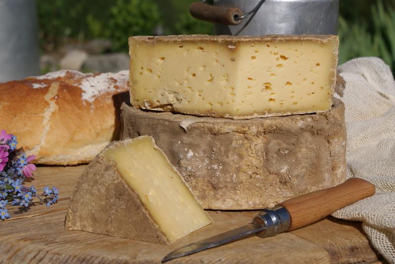 Fromage de Savoie Tomme Vieille - Voir en grand
