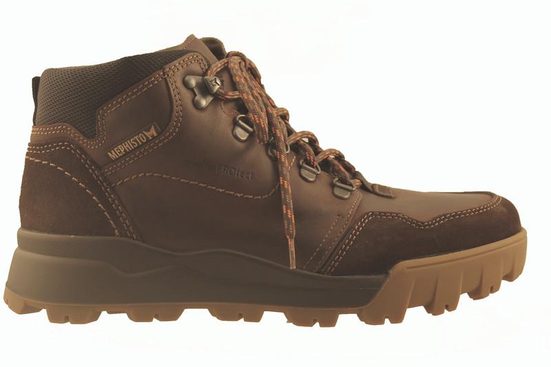 Chaussure orthopédique homme boots ARWAYNE - Voir en grand