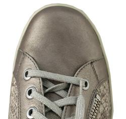 chaussure pour semelle orthopedique femme lacet AQ29001-5