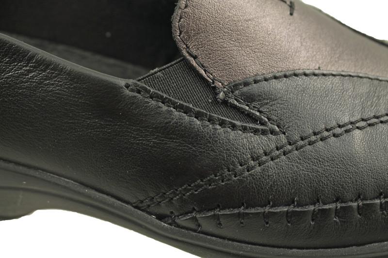 chaussure pour semelle orthopedique femme moc AP1013087-2 - Voir en grand