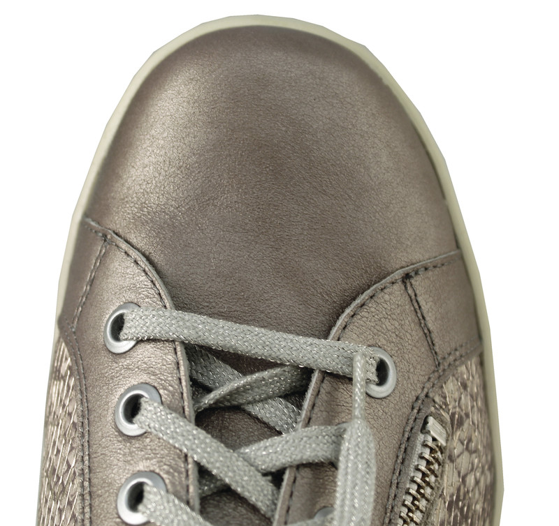 chaussure pour semelle orthopedique femme lacet AQ29001-5 - Voir en grand