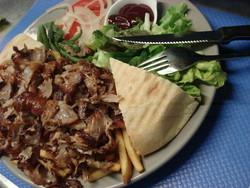 Formule Assiette Repas Kebab - MENUS - L'INCONTOURNABLE - Voir en grand