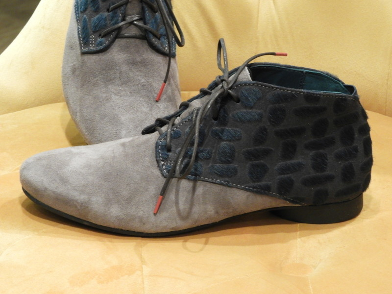 Bottines THINK extra souple et confortable THINK - Voir en grand