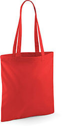 Tote bag personnalisable rouge