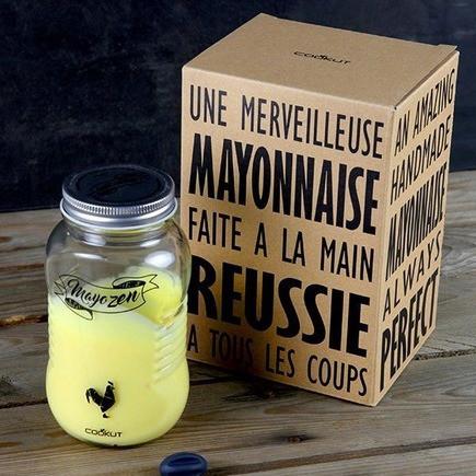 Le Coffret à mayonnaise - Cookut la cuisine autrement... - LA TRABOULE - Voir en grand