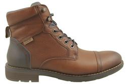 chaussure pour semelle orthopédique homme boot  APM2M-8170 - Chaussure Orthopédique BOTTINE,BOTTE & BOOT - PODOLINE - Voir en grand