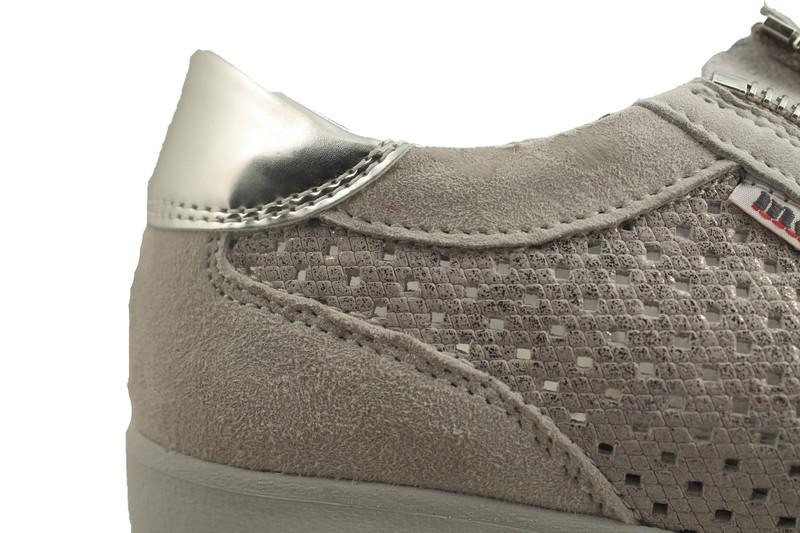 Chaussure pour semelle orthopédique femme lacet AOPRECILIA - Voir en grand