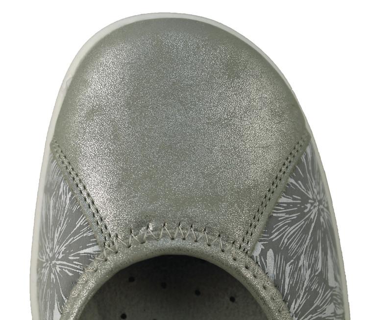 Chaussure pour semelle orthopédique femme ballerine AQR3510-5 - Voir en grand