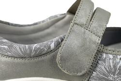 Chaussure pour semelle orthopédique femme ballerine AQR3510-2
