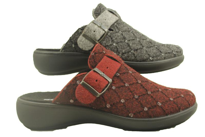 chaussures de marche femme mules