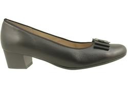 chaussure pour semelle orthopédique femm ballerine AP45882 - Chaussure Orthopédique VILLE, ESCARPIN & TROTTEUR - PODOLINE - Voir en grand
