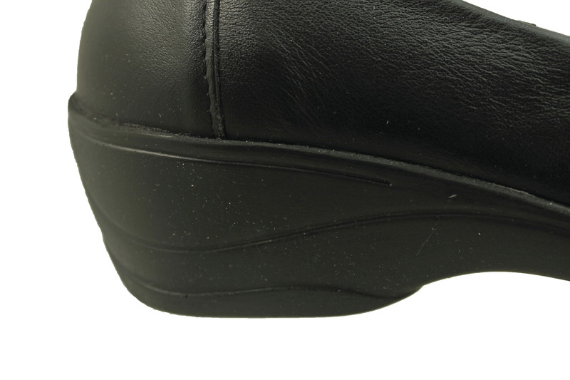 chaussure pour semelle orthopedique femme moc AP1013087-3 - Voir en grand
