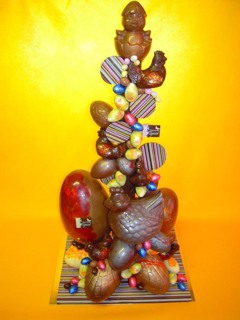 chocolats de p ques chocola th. Black Bedroom Furniture Sets. Home Design Ideas