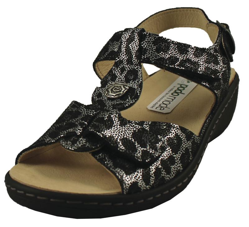 chaussure et semelle orthopédique femme NU PIED AQ1008914-3 - Voir en grand