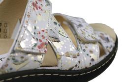 chaussure pour semelle orthopédique femme mule AQ1044757-1 - Voir en grand
