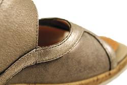 chaussure pour semelle orthopédique femme mule AOGINAHOME14-4 - Voir en grand