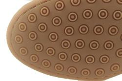 chaussure pour semelle orthopédique femme ballerine AKFABIENNE - Voir en grand
