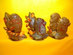 Les masques aztèques - Voir en grand