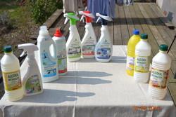 une nouvelle gamme de produits biodégradables FRANCAIS - Voir en grand