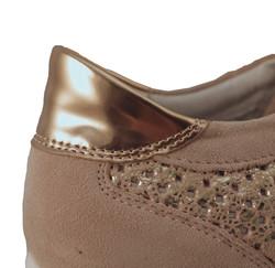 Chaussure pour semelle orthopédique femme lacet AQPRECILIA-9
